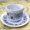 "Broadhurst ""San Tropez"" tea cup and saucer"