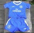 Chelsea FC kids shirt set