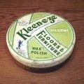 Kleen-e-ze old tin