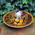 """Poole pottery """"Aegean"""" large bowl"""