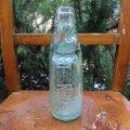 Antique codd-neck bottle