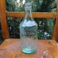 old glass bottle