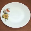 "JAJ ""Autumn Glory"" cake plate"