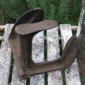 shoe makers iron tool/door stopper