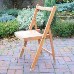 画像1: Foldable Chair
