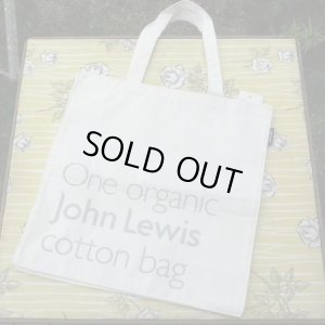 画像1: John Lewis eco/shopping bag