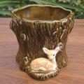 Sylvac bambi vase