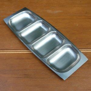 画像1: CERMETCO stainless tray from SWEDEN
