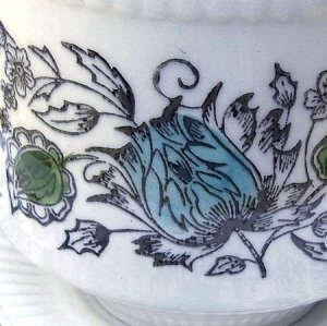 "画像2: Broadhurst ""San Tropez"" tea cup and saucer"