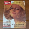 SHE Magazine,May 1969