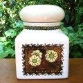 Taunton Vale ceramic jar/canister