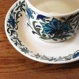 """画像2: Midwinter """"Spanish Garden"""" tea cup and saucer (2)"""