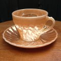 fireking cup and saucer