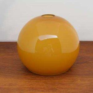 画像1: glass lamp shade