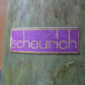 画像3: SCHEURICH vase from West Germany