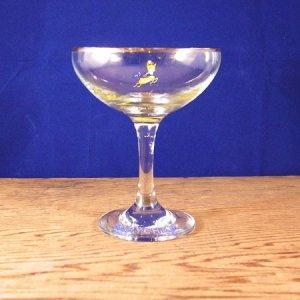 画像2: Babycham glass