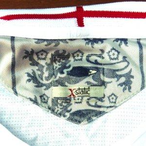 画像3: Official England football shirt