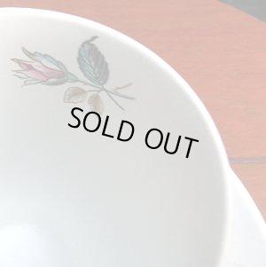 """画像4: J&G Meakin """"Night Club"""" tea cup and saucer"""