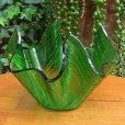 画像1: CHANCE GLASS handkerchief ornament/vase (1)