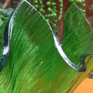 画像3: CHANCE GLASS handkerchief ornament/vase