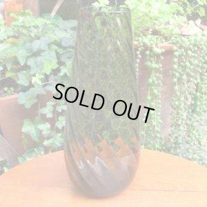画像1: glass vase