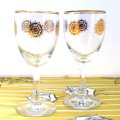 RAVENHEAD sherry glass set design by Alexander Hardie Williamson