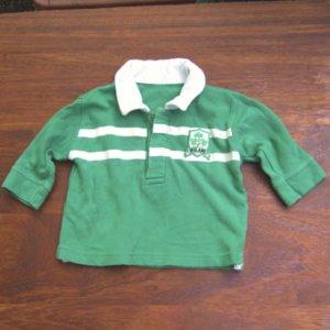 画像1: Ireland Rugby kids shirt