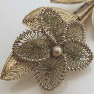 画像2: flower brooch