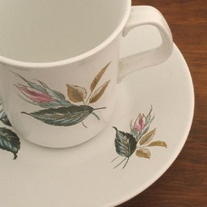 "画像3: J&G MEAKIN ""Night Club"" cup and saucer"
