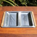 NORD-STEEL stainless tray from Denmark
