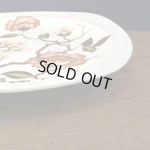 "画像3: Midwinter ""Ming Tree"" dinner plate designed by Jessie Tait"