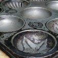 画像2: old madeleine baking mould (2)