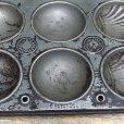画像5: old madeleine baking mould (5)
