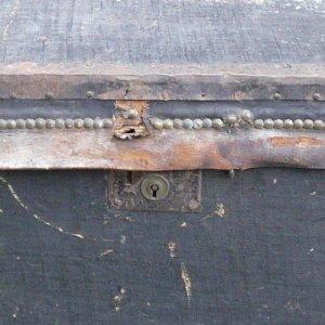 画像2: Old Military Trunk
