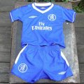 Chelsea FC kids shirt set