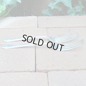 画像2: Silver plate dinner fork