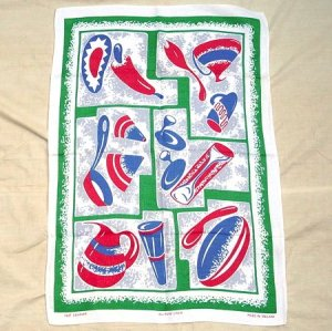 画像1: Pure  Irish Linen tea towel