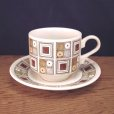 "画像1: Broadhurst ""Rushstone"" tea cup and saucer (1)"