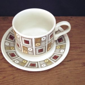 "画像3: Broadhurst ""Rushstone"" tea cup and saucer"