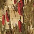 画像1: Vintage 1950s curtain (1)