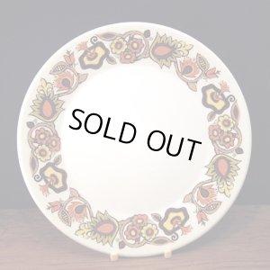 """画像1: J&G Meakin """"Bali"""" side plate/cake plate"""