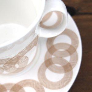 """画像3: Hostess Tableware """"Olympus"""" tea cup and saucer designed by John Russell"""
