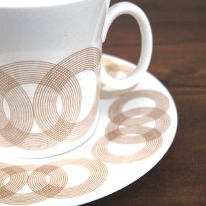 """画像2: Hostess Tableware """"Olympus"""" tea cup and saucer designed by John Russell"""