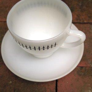 画像4: Tea cup and saucer from New Zealand