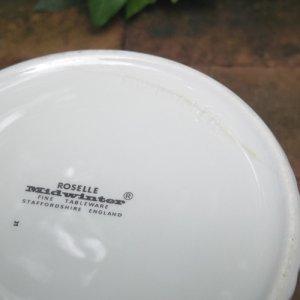 """画像4: Midwinter """"Roselle"""" large souffle dish"""
