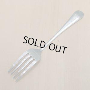 画像2: stainless nickel fork from England