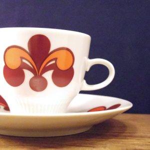 画像2: COLDITZ coffee cup and saucer from Germany