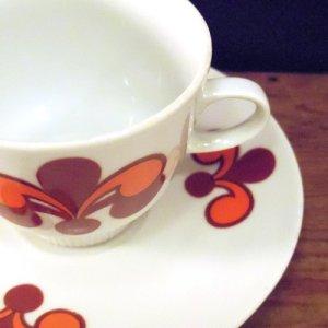 画像3: COLDITZ coffee cup and saucer from Germany