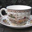 画像4: RIDGWAY tea cup and saucer (4)