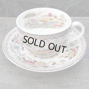 画像1: RIDGWAY tea cup and saucer